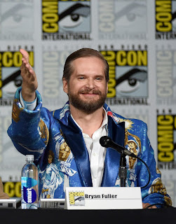 Bryan Fuller, ideatore della nuova serie Star Trek Discovery - TG TREK: Notizie, Novità, News da Star Trek