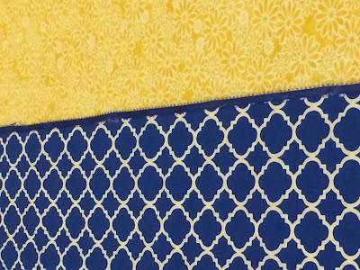 DIY Fabric Table Runner
