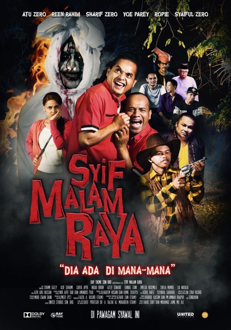 Syif Malam Raya (2020) Full Movie