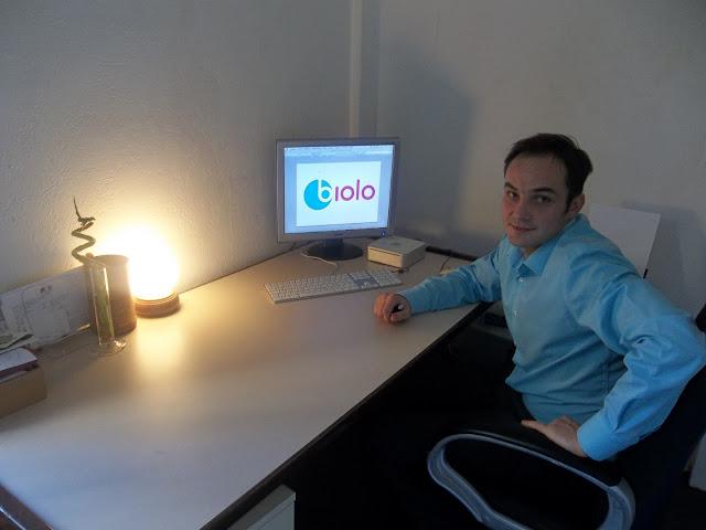 Matthias Expérience - Bienvenue dans les locaux de biolo !