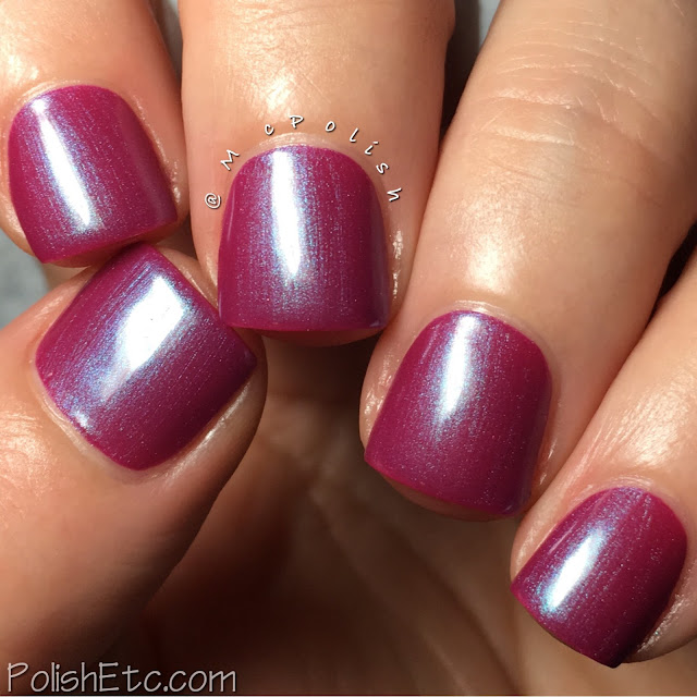 Road to Polish Con - Week 7 - McPolish - Candies Apples by Native War Paints