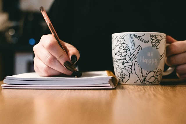 Por que não começar a manter um diário de confiança?