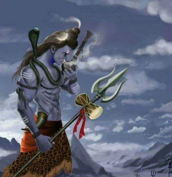 Virtues Of Restraint >> Happy Maha Shivaratri, The Day Of Bhaang And Ganja - The Mirror Post India