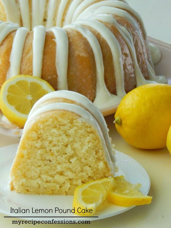 ★★★★☆ 3908 ratings     | Italian Lemon Pound Cake #Italian #Lemon #Pound #Cake #Sweet