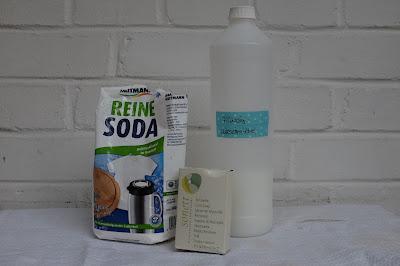 waschmittel selber machen teil 3 mit kernseife und soda fuchsgestreift. Black Bedroom Furniture Sets. Home Design Ideas