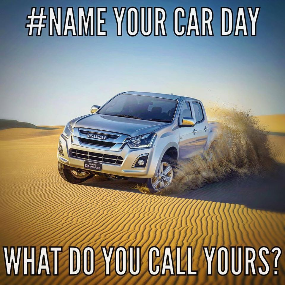 National Name Your Car Day Wishes for Whatsapp
