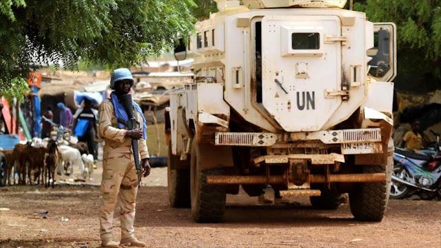 Atentado deja un casco azul muerto y otros cinco heridos en Malí