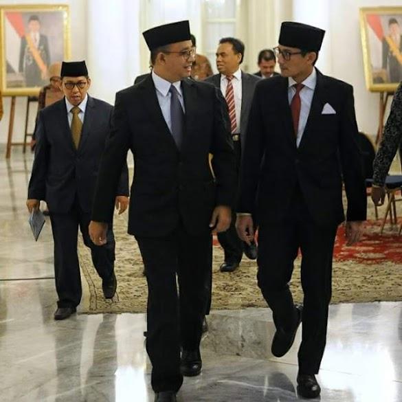 Dahsyatnya Tim Medsos Gubernur Anies Baswedan