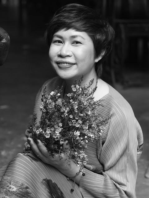 Ca sỹ Thùy Anh