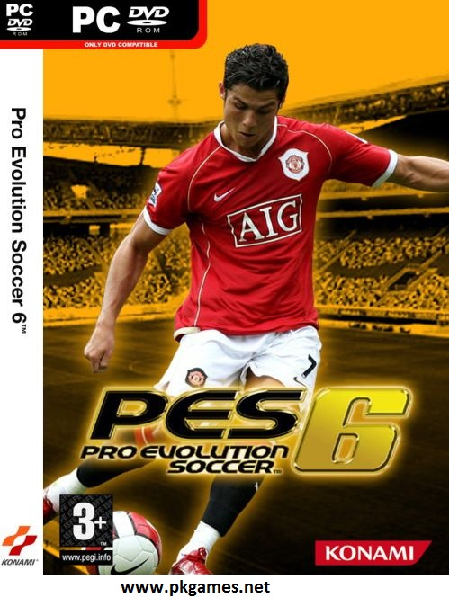 Pes 6 highly compressed 1mb