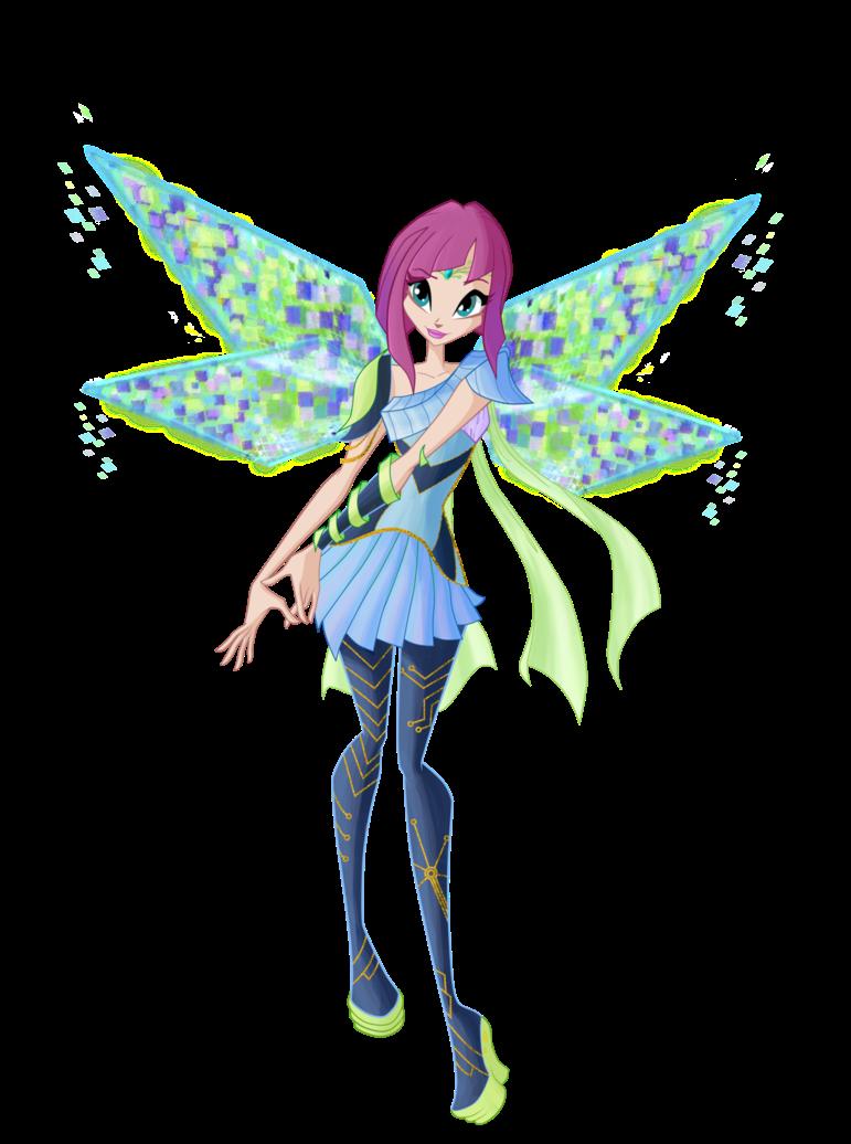 Winx Club Fairies: Tec...