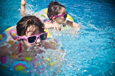 Infecciones de playas y piscinas