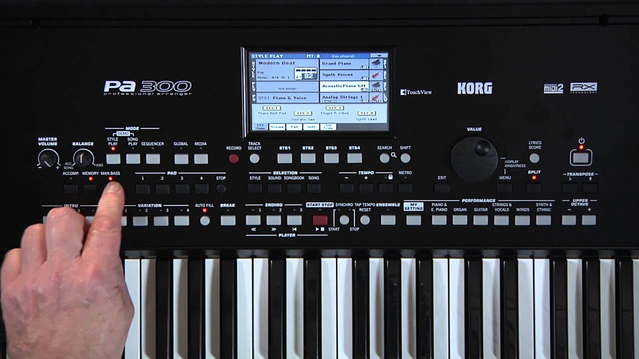 Download free KORG STYLES and SOUNDS (PA-series) ~ Styles