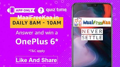 OnePlus 6 Free