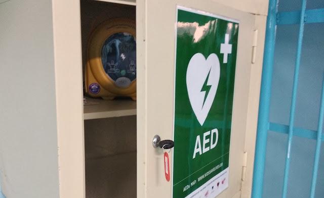 Αργολίδα: Ο πρώτος απινιδωτής εγκαταστάθηκε στο ΔΙΕΚ Άργους