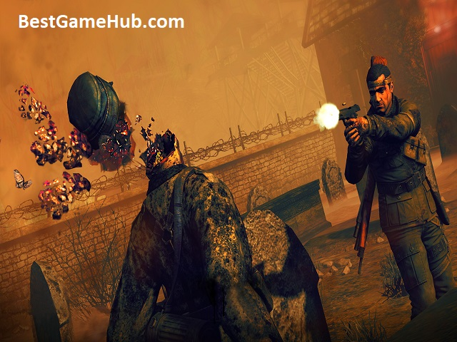 Sniper Elite Nazi Zombie Army 2 Horror Game Free Download