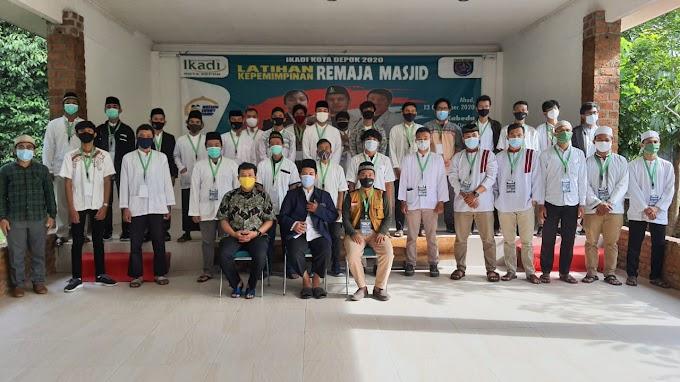 IKADI Depok Tingkatkan Wawasan Kepemimpinan Remaja Masjid