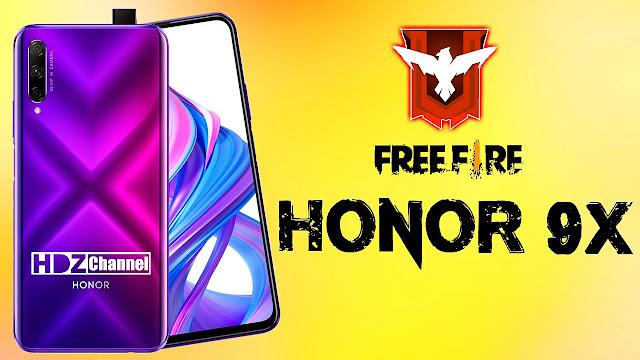 سعر ومواصفات Honor 9X في الجزائر