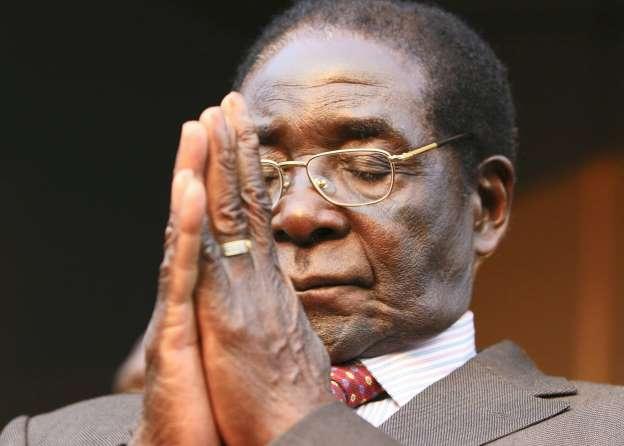 Mugabe's monthly retirement salary revealed