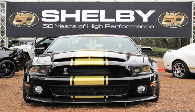 Inikah Wujud Shelby Mustang Limited Edition Yang Suguhkan Tenaga Monster