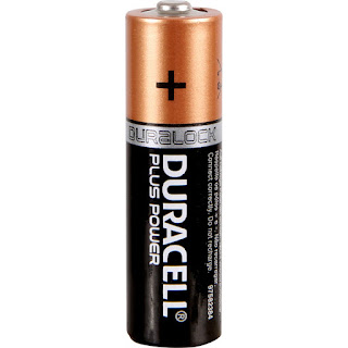 duracell stilo aa plus power