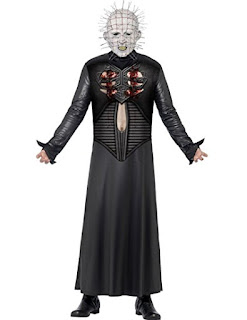 Pinhead,Cenobite, Halloween Costume, Pinhead costume, cenobite, horror movie character costume, Stephen King Store