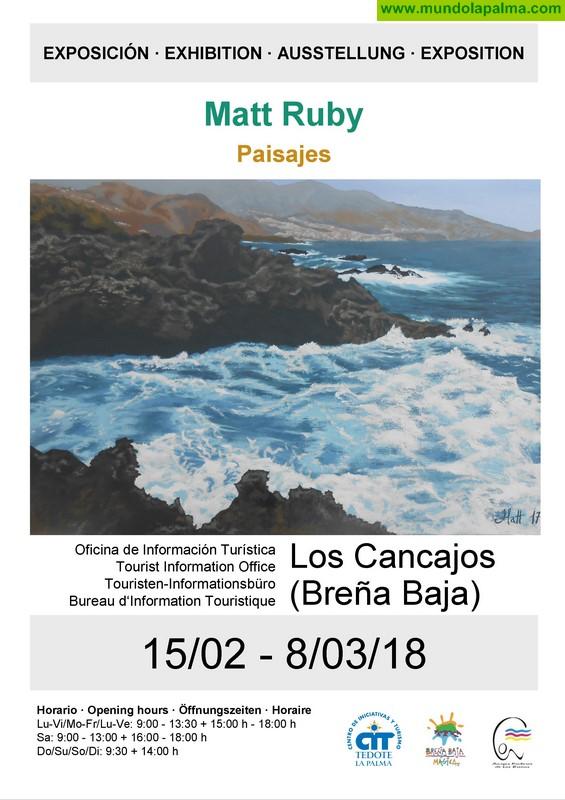 LOS CANCAJOS: Expo Matt Ruby