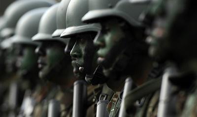 Forças Armadas atuarão com 28 mil militares nas eleições