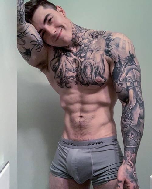 gay muscle blog para homens