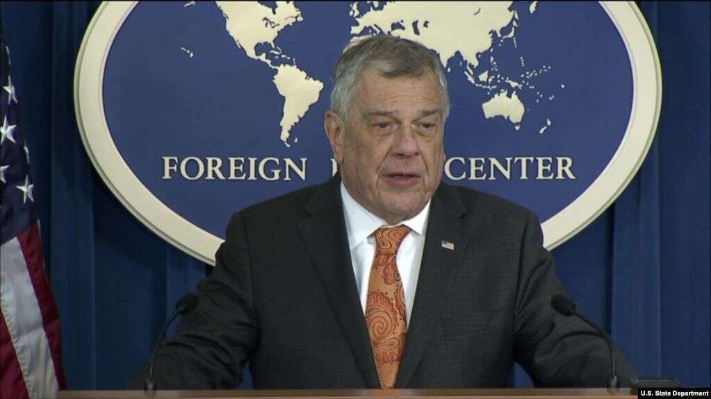Michael Kozak asumirá la Oficina de Asuntos del Hemisferio Occidental del Departamento de Estado de EE.UU. / USA STATE DEPARTAMENT