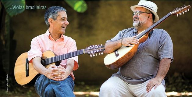 Música: O grupo Violas Caipiras apresenta show em Goiana e mais 9 cidades do Estado.