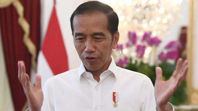 Jokowi: Penumpukan Stok Beras Harus Jauh-jauh Hari Dipikirkan