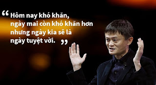 Tỷ phú Jack Ma nói về người nghèo