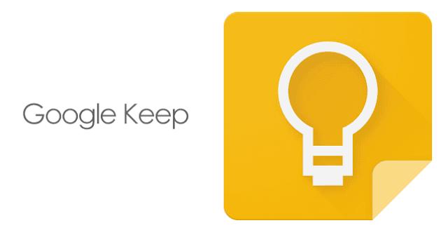 تطبيق Google Keep أفضل تطبيق لتدوين الملاحظات من جوجل