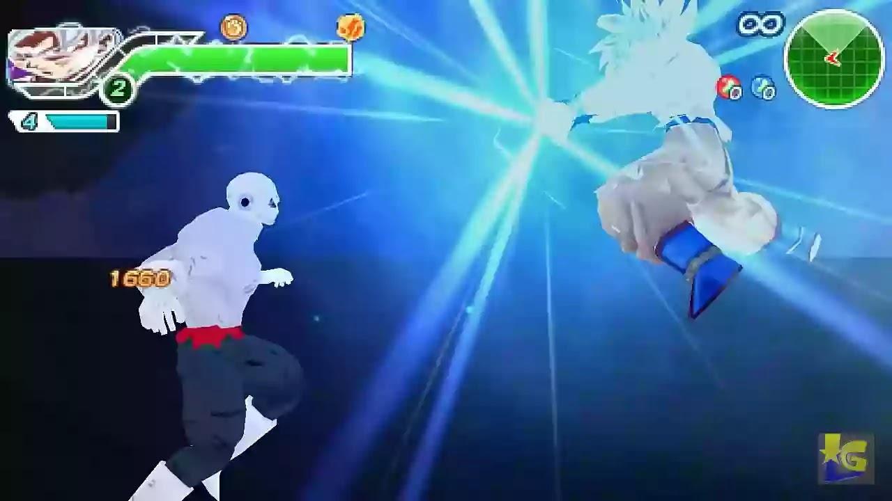 Goku mastered ultra instinct Vs Jiren