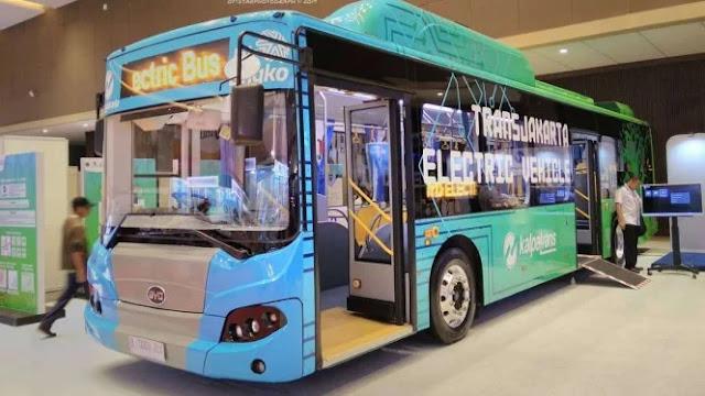 Gandeng China, Anies Kerja Sama Ciptakan Transportasi Listrik