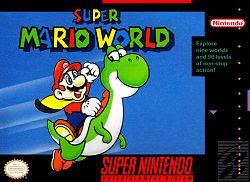 Super Mario World ( Traduzido Português BR ) [ SNES ]
