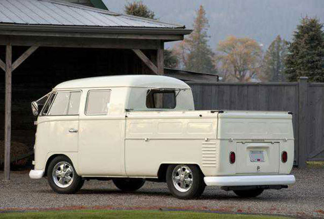 1965 vw double cab