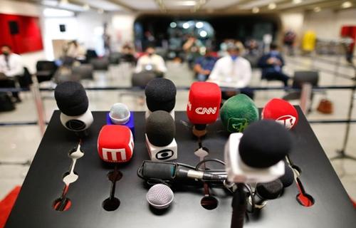 PANDEMIA: Brasil e Índia são os países com o maior número de jornalistas mortos por covid-19