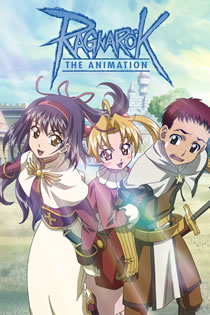 Anime Ragnarok: The Animation Dublado