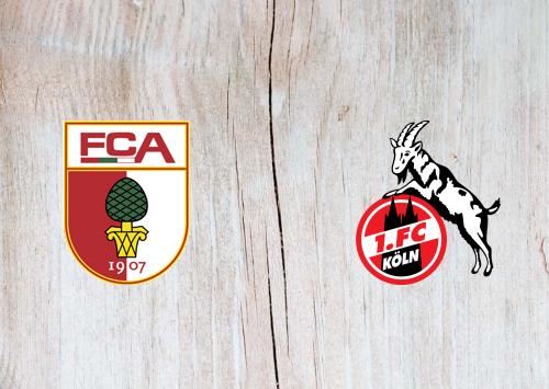 Augsburg vs Köln -Highlights 23 April 2021
