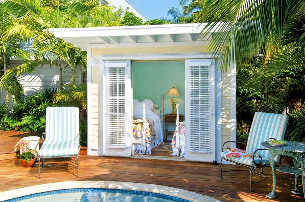 Key West Style Home Decor: Classic Key West Cottage