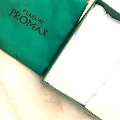Maison Promax 壞蛋包開箱