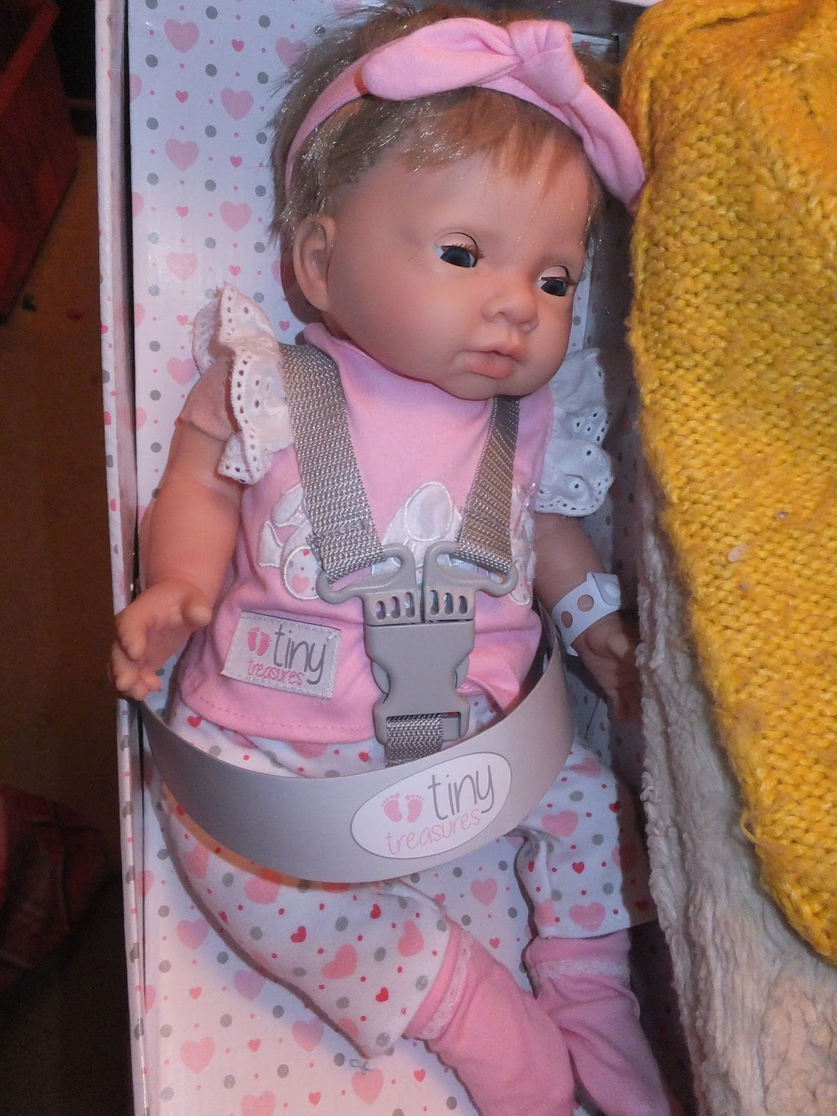 Tiny Treasures Baby Doll Review Review Chad Valley Tiny