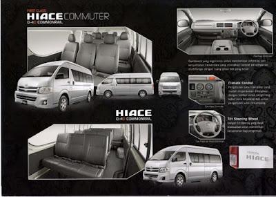 Sales Toyota Hi Ace Surabaya