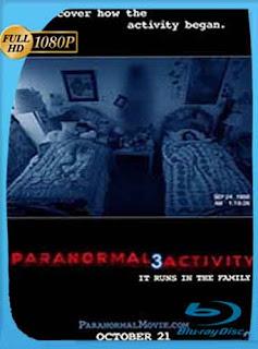 Actividad Paranormal 3 2011 [1080p] Latino [GoogleDrive] DizonHD