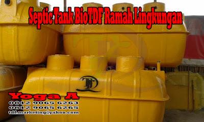 Septic Tank Biotech, Septic Tank Bio, Septic Tank Ramah Lingkungan, Septic Tank Bioguna