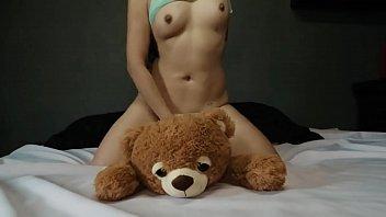 Chica Sexy Masturbándose En La Webcam En Vivo