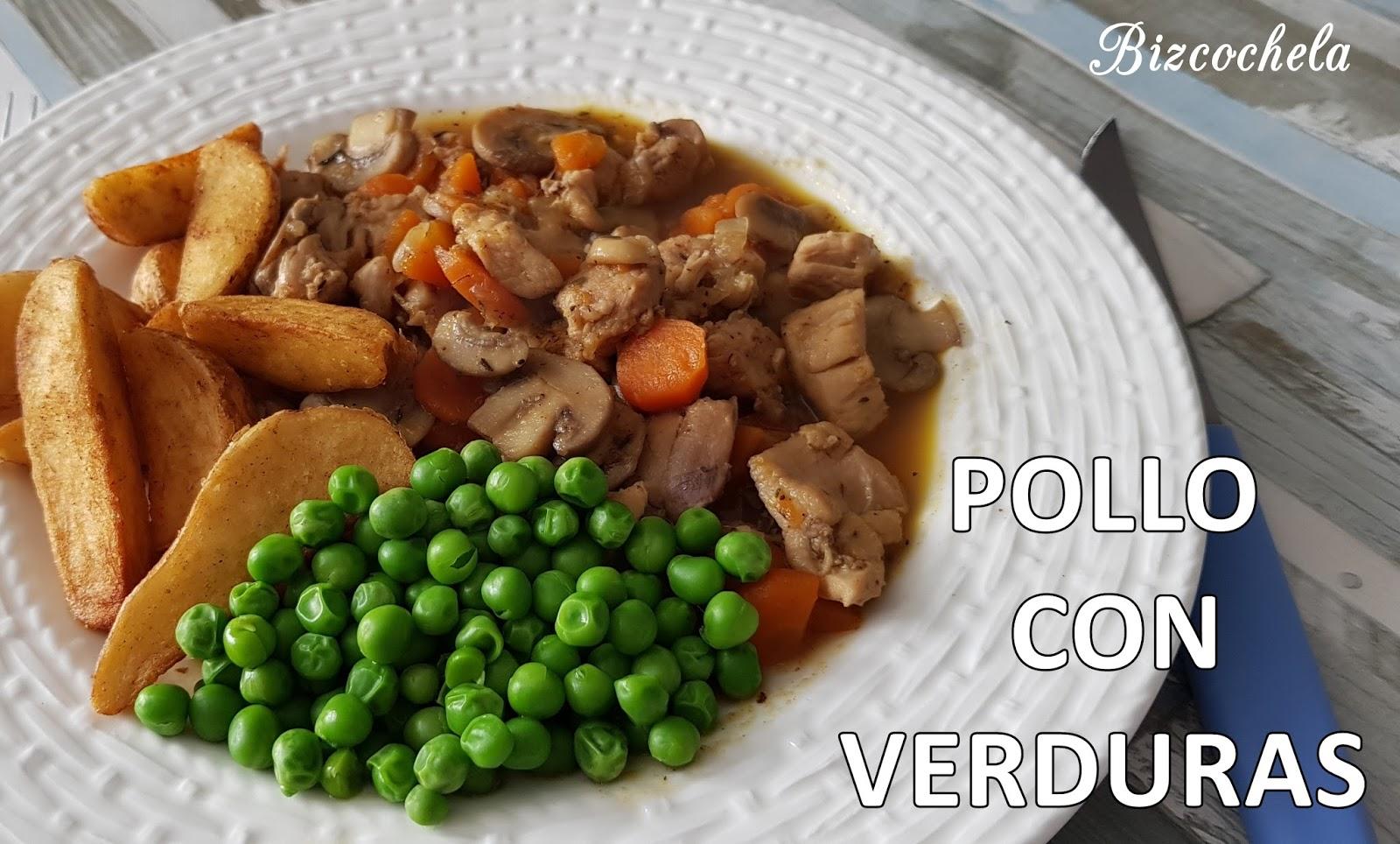 Recetas y a cocinar se ha dicho pollo con verduras al for Que cocinar con verduras