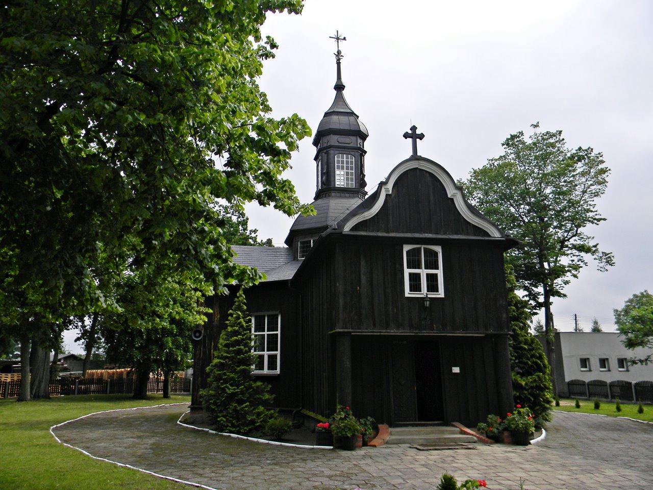 drewniane kościoły, architektura, zabytki, miejsca kultu